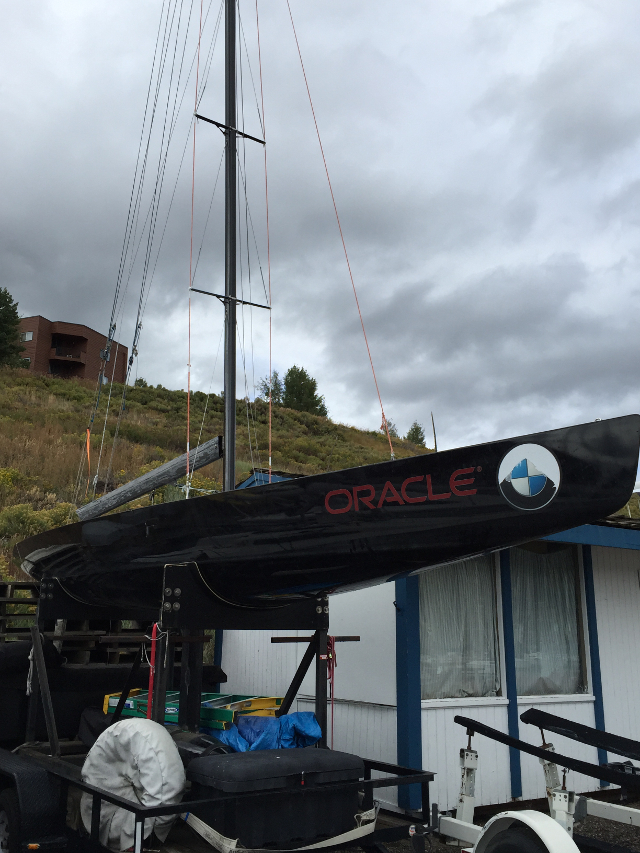 Oracle Boat