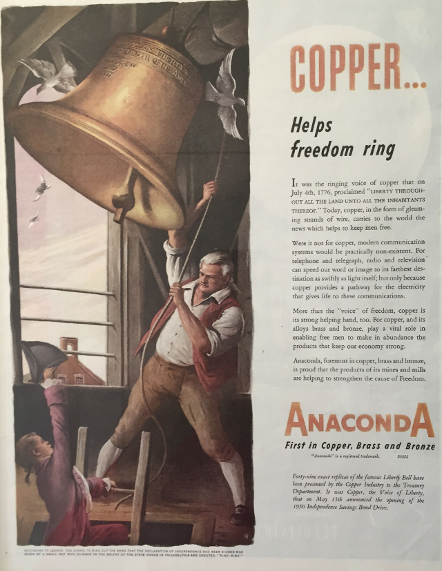 Copper Freedom