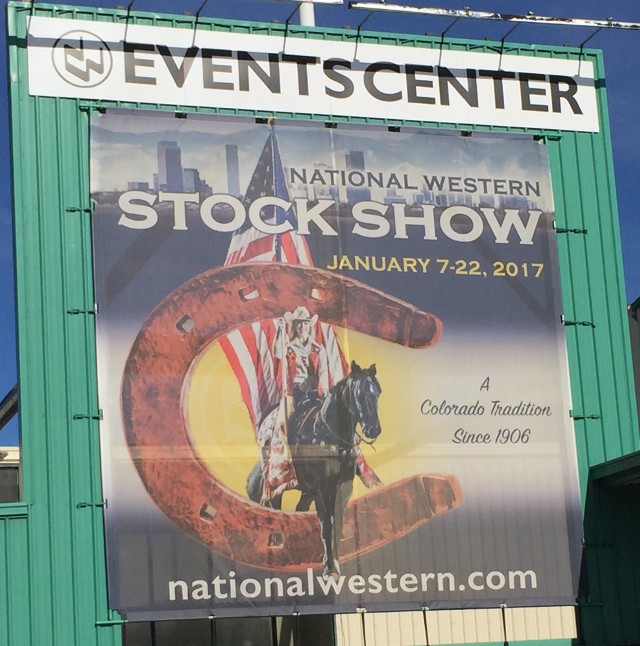 Stock Show Poster