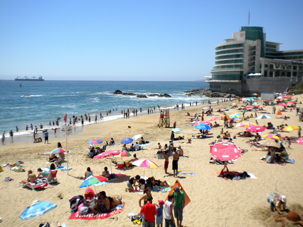Beach Resorts Near Santiago Chile The Best Beaches In World